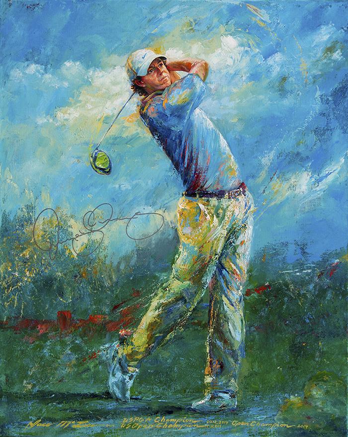 Mctier Art Golf Art